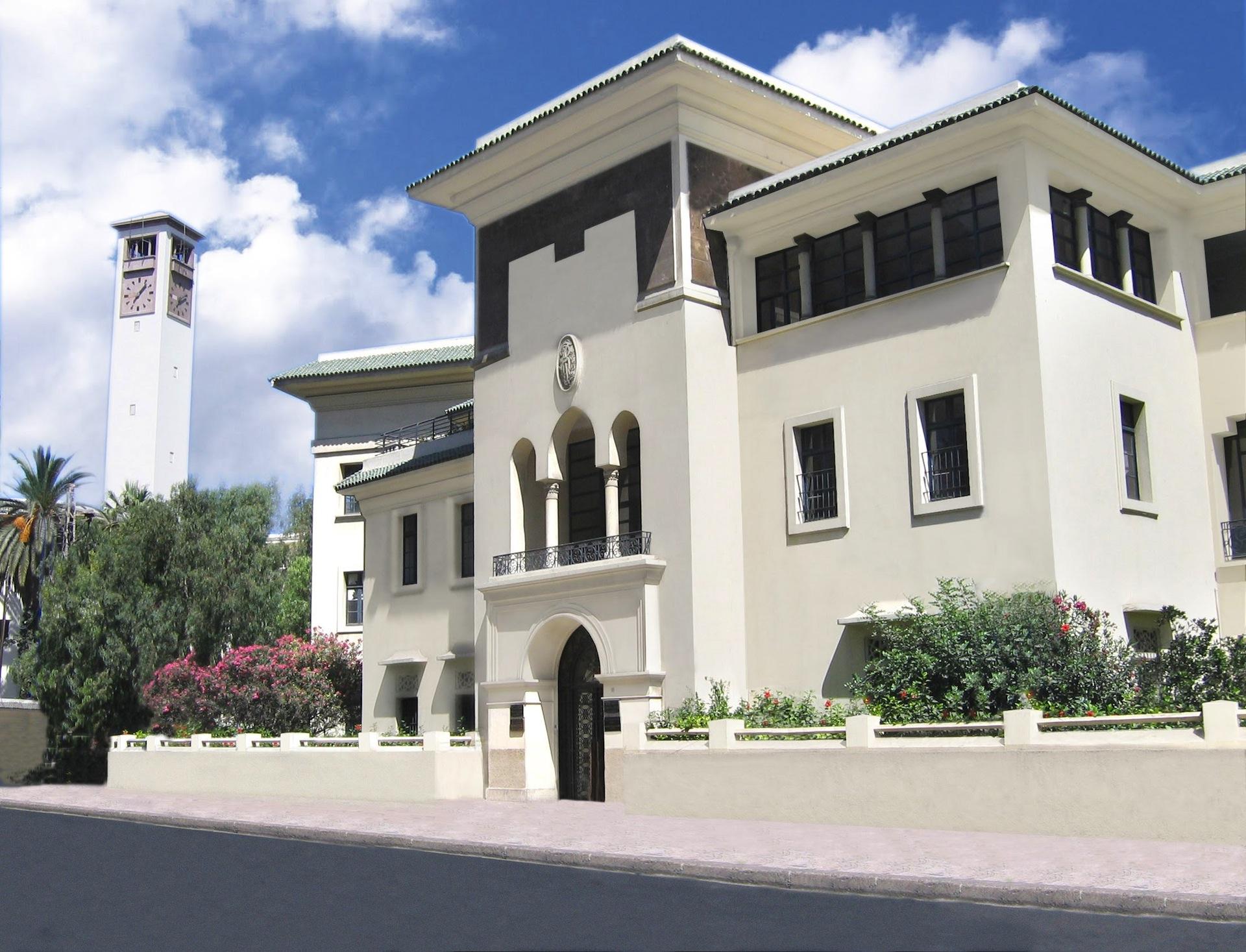 Campus de la Chambre Française de Commerce et d'Industrie du Maroc - Casablanca-Opus-31-Consultant-Logistique