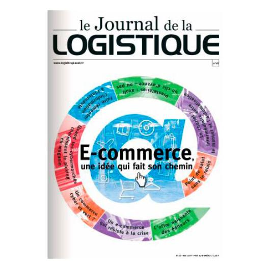 Couverture Club Logistique du Sud Journal Mai 2009-2- Opus 31 - Consultant Logistique