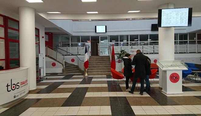 Le nouveau Campus de TBS à Casablanca