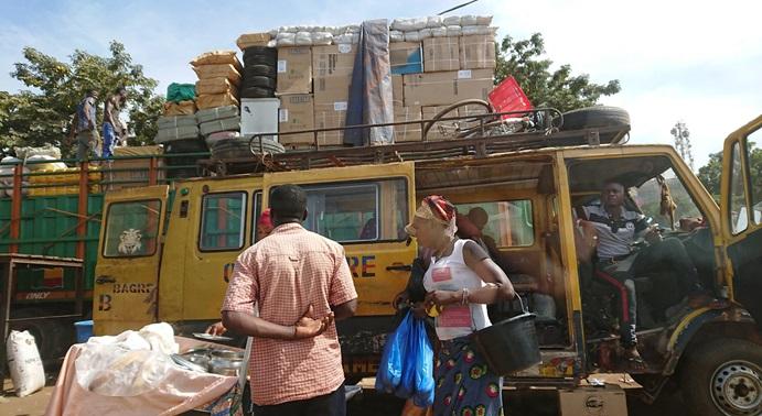 Transport de passagers et de marchandises